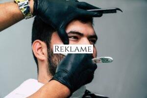 Barbering uden rødme og irritation