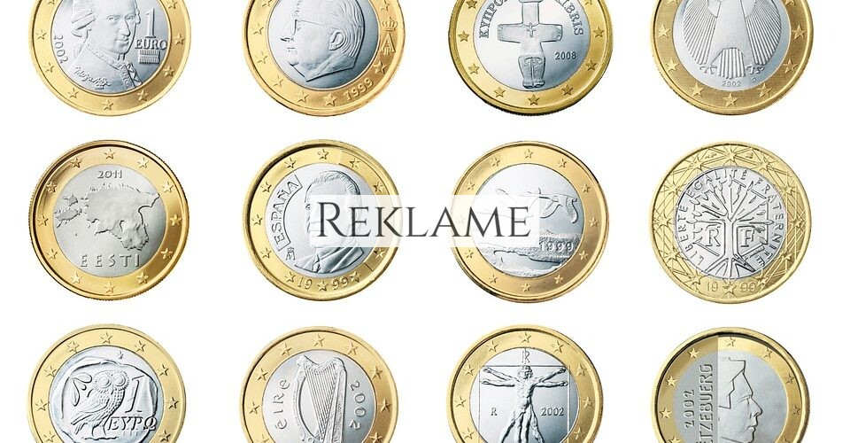 Udvid din samling af mønter