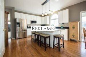 Vi vil have mere og mere luksus i vores køkkener
